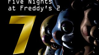 Five Nights At Freddy's 2 Noche 7