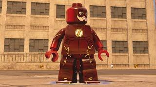 LEGO Marvel Avengers - Flash (MOD)