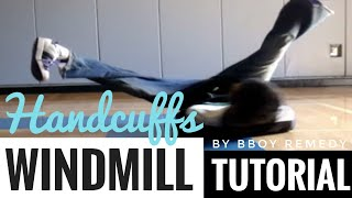How to Breakdance | Windmill Series Part 2 |