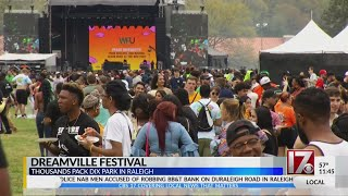 'Love you, J. Cole!' fans say as they pack Dreamville Festival