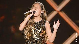 Alexa Sings Hero | The Voice Kids Australia 2014