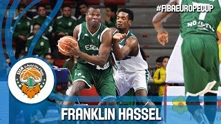 Franklin Hassell | ESSM Le Portel - Round of 16 Highlights - FIBA Europe Cup 2017-18