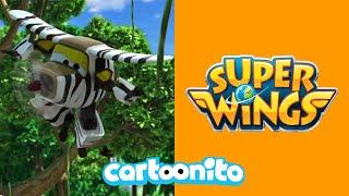 Super Wings | Gorilla Wings | Cartoonito