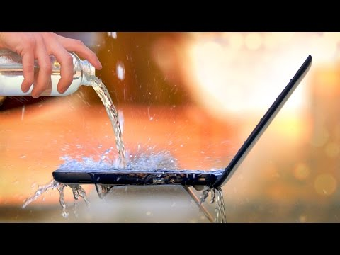 This 200 Laptop Can Survive Water