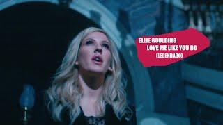 Ellie Goulding - Love Me Like You Do (Legendado) 50 Tons de Cinza