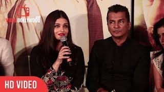 Aishwarya Rai Bachchan Full Speech At Hrudayantar Music Launch | Hrudayantar