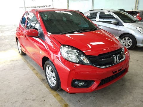 Xxx Mp4 Review Honda Brio Satya E CVT 2018 3gp Sex