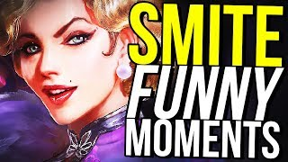 NEW DA JI BUFF OP! - SMITE FUNNY MOMENTS