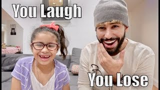 You Laugh You Lose: Try not to laugh challenge! *HARD*