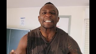 DILLIAN WHYTE RAW!  (X-RATED) - ON ANTHONY JOSHUA/AMIR KHAN, RIPS CHISORA, WILDER & BIG BABY MILLER