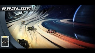 Acceleracers Video Game - Cosmic Realm