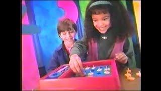 Nickelodeon Commercials (November 25, 2000)