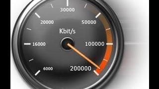 Tutorial  Internet- und Downloadgeschwindigkeit erhöhen