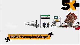 Bu da bizim Suriye için yaptığımız
