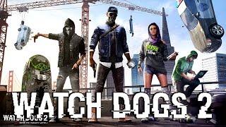Watch Dogs 2《看門狗2》Part 1 - 歡迎來到駭客世界