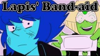 【steven Universe Comic Dub】- Lapis Band-aid