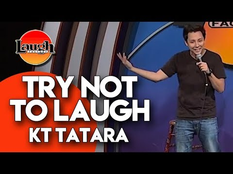 Xxx Mp4 Try Not To Laugh KT Tatara Laugh Factory Stand Up Comedy 3gp Sex