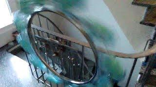 Perpetual motion - Bhaskara Wheel - 巴斯卡罗轮 - भास्कर व्हील - Колесо Бхаскары - Bhaskara-Rad