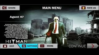 Hitman 2018 Agent 47