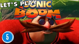 Let's Play Sonic Boom Episode 5 - Multiplayer