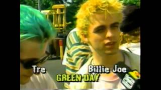 Green Day On Hot Dogs [Weenie Roast 1994]