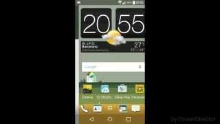 HTC Sense 7 fully working themes on the LG G2 Mini