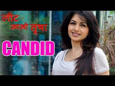 Bhagyashree Patwardhan gets CANDID for All New Series 'Laut Aao Trisha'  MUST WATCH