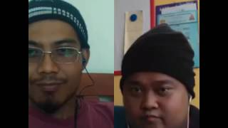 Video smule terbaru,,, Yoga vs HafizRoces ngakak abis with she's gone...