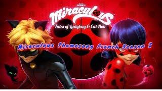 Miraculous Themesong French Season 2 lyrics [Eng Sub,Ger Sub]