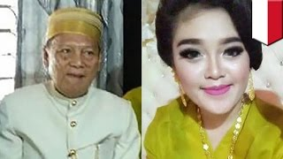 Gold digger? Woman marries 70-year-old man after he pays $105k dowry - TomoNews