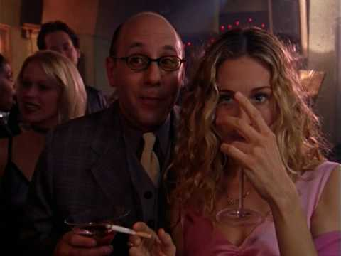You realize you'll have to dump him  SATC S2 E4