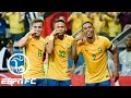 Brazil World Cup roster review: They look