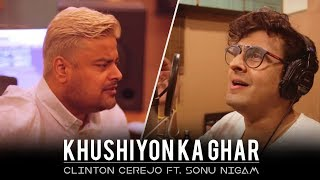 Inside The Groove Room | Ep.3 | Sonu Nigam | Clinton Cerejo