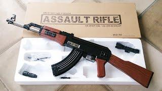 Bán súng hơi airsoft AK47 bắn đạn bi tại Hà Nội