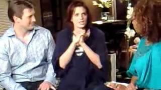 Nathan & Stana Castle Season 1 Interivew
