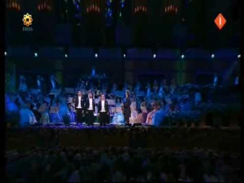 Nessun Dorma André Rieu tribute to Luciano Pavarotti