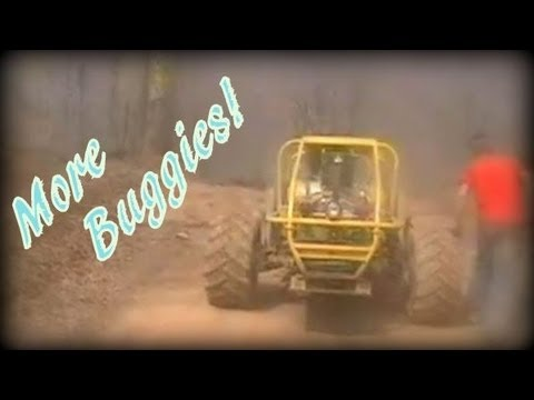 Rail Buggy Hill Climbs at 5 Points WV