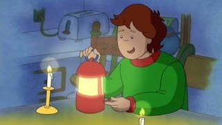 ᴴᴰ BEST ✓ Caillou - The Little Bird | Lights Out | Caillou