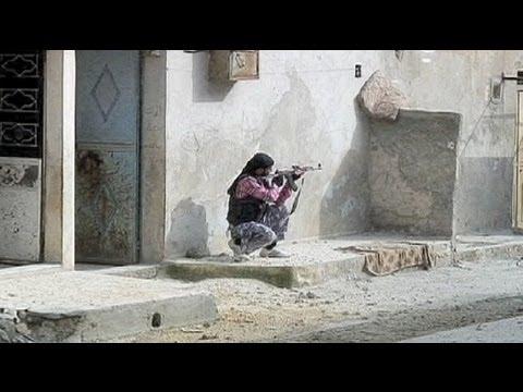 Siria: la batalla por Alepo