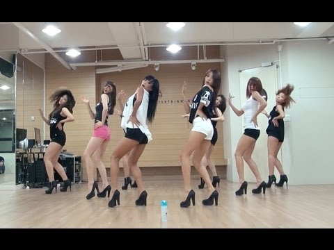 SISTAR 씨스타 Give It To Me 안무영상 Choreography Ver.