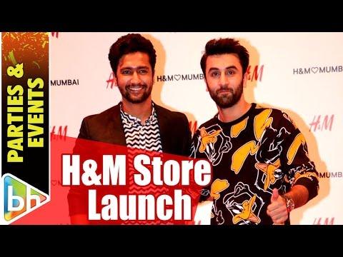 Ranbir Kapoor At H&M Store Launch | Ae Dil Hai Mushkil
