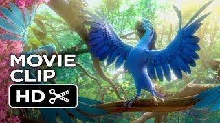 Rio 2 Movie CLIP - Welcome Back (2014) Jesse Eisenberg, Bruno Mars Animated Movie HD