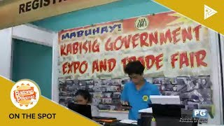 ON THE SPOT: Kabisig government expo 2019
