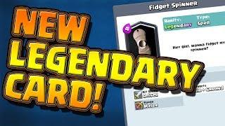 LEGENDARY FIDGET SPINNER - SMC CHALLENGE - Classic AND 2v2