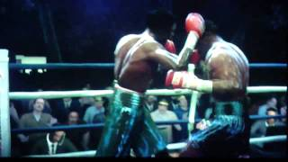 Fight Night Round 4 Leon Spinks vs Mike Tyson pt.1