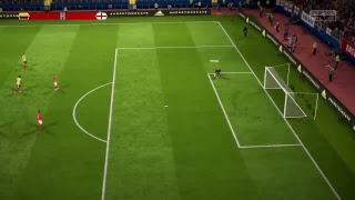 PS4 FIFA 18 Gameplay Colombia vs England [HD]