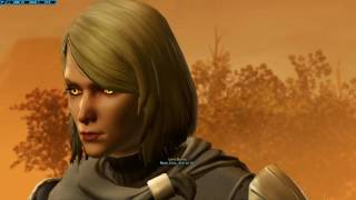 SWTOR Knights of the Eternal Throne Chapter 1 Cutscenes (Light Side)