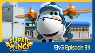 [Super Wings] EP 33 - Penguin Parade(ENG)