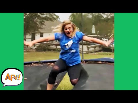 BUSTING Into the FAIL 😅😂 Fails of the Month AFV 2020