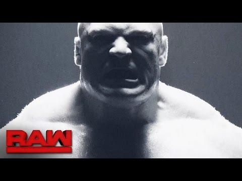 An in depth look at the rivalry between Goldberg and Brock Lesnar Part 2 Raw March 20 2017